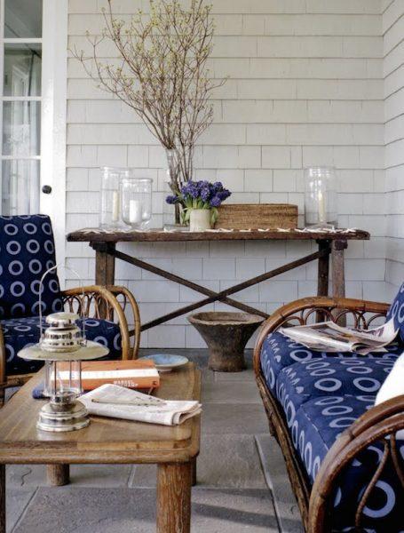 Beautiful Outdoor Space - Outdoor Decorating Ideas - Victoria Hagan