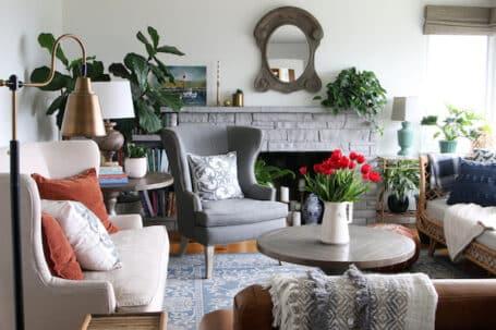 The Inspired Room - Fall Nesting