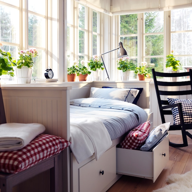 Small Space Solutions Furniture Ideas The Inspired Room