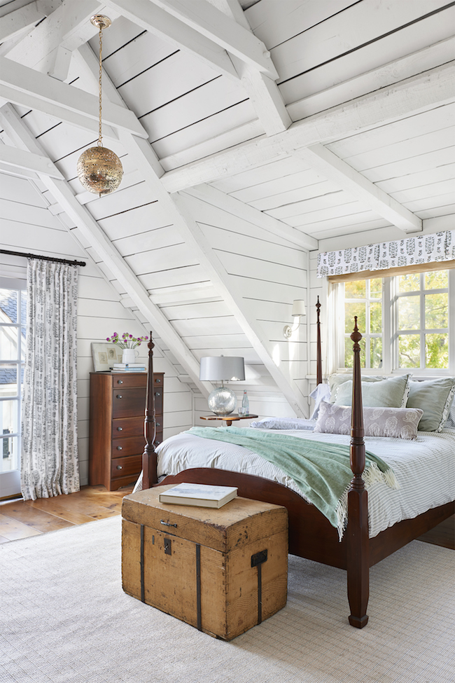 Habitat plus 1 look 4 ways, interior colour schemes. Bedroom Inspiration: Four-Poster Beds - The Inspired Room