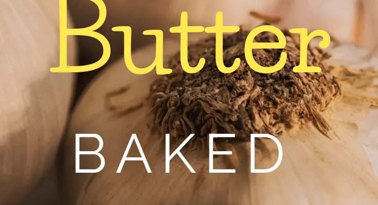 Garlic Butter Baked Chicken Thighs