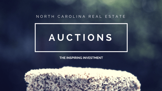 North Carolina Real Esate Foreclosure Auction
