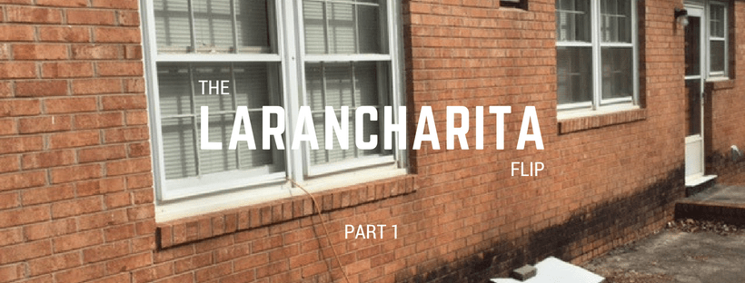 The Discovery of LaRancharita: A Raleigh House Flip