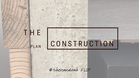 Raleigh's Shenandoah Flip: The Built-in Pivot Plan