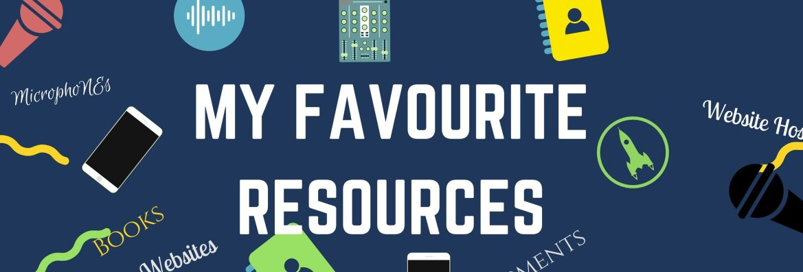 Favourite resources the inspiring talk
