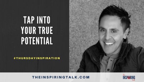 tap into your true potential- Dr. Sukhi