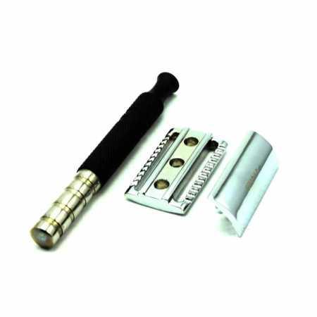 safety razor handle black colour black , safety razor handle black colour design , safety razor handle black colour images