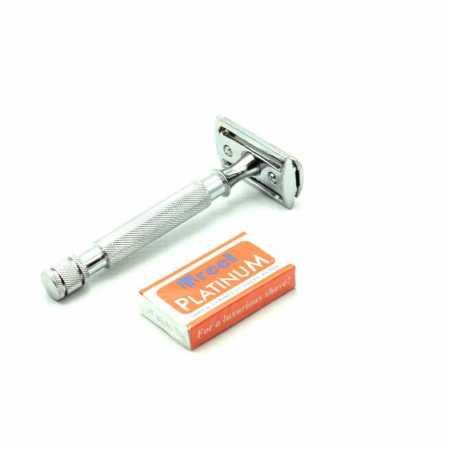 safety razor elegant design silver handle ebay , safety razor elegant design silver handle holders , safety razor elegant design silver handle price