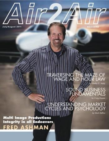 Fred Ashman - Pilot