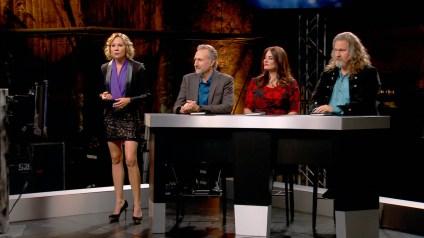 Gigi Edgley on Jim Henson's Creature Shop Challenge