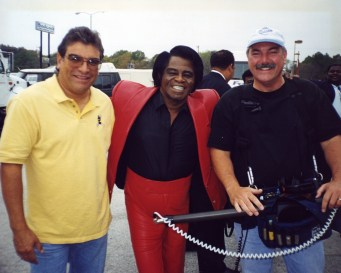 James Brown and Frank Forth