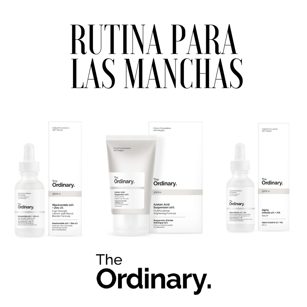 The Ordinary - Manchas