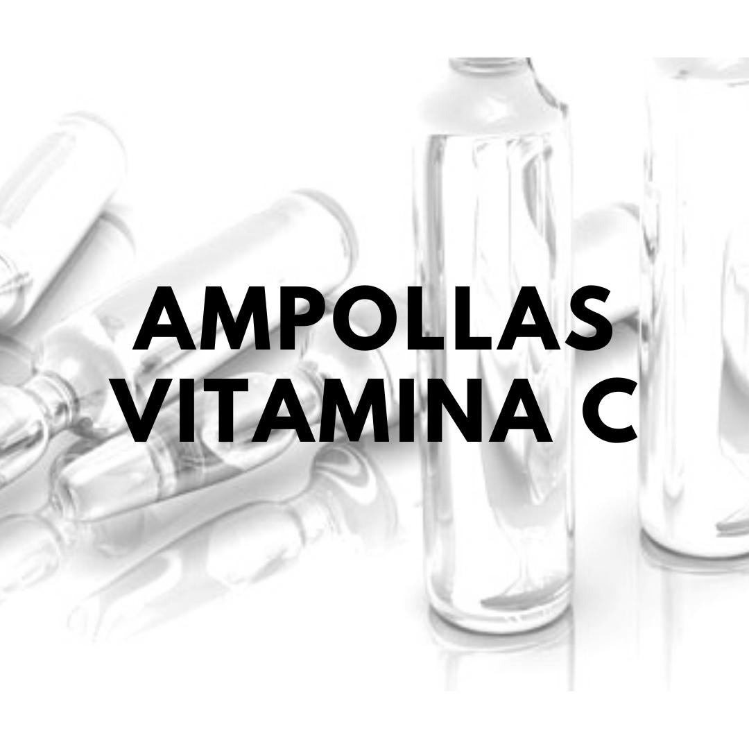 Ampollas Vitamina C