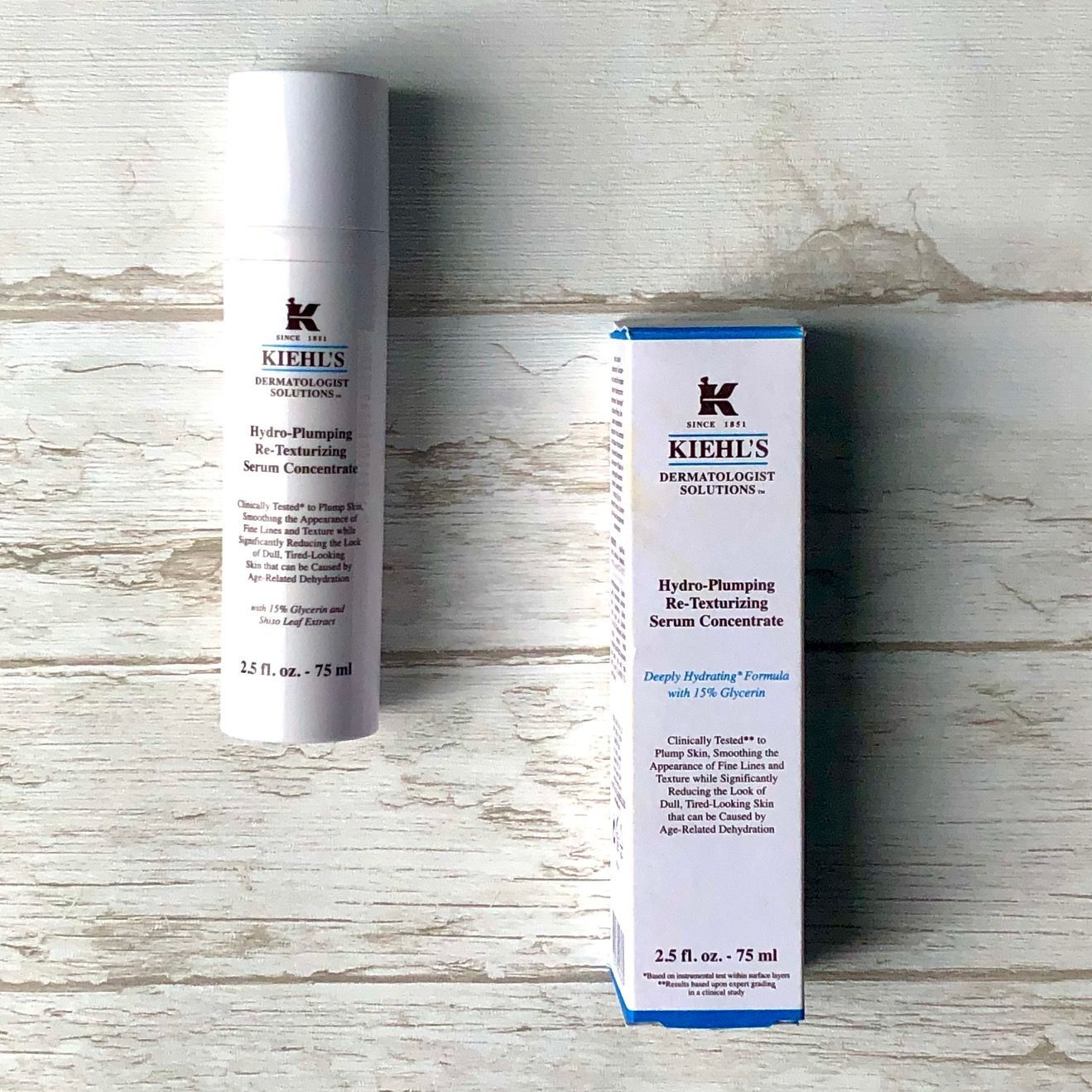 Hydro-Plumping Re-Texturizing Serum Concentrate