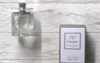Eau de Cartier
