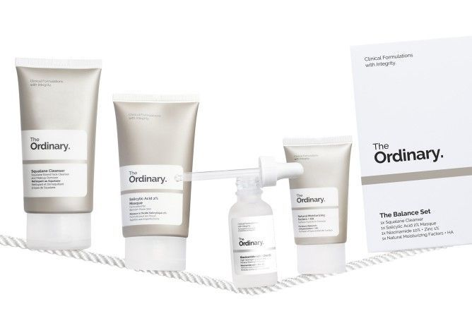 The Balance Set de The Ordinary