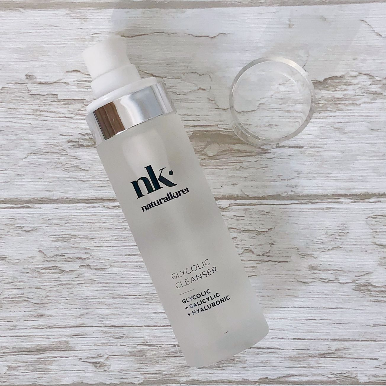 Glycolic Cleanser NaturalKirei