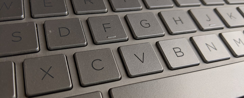 Computer keyboard. Image: The Intelligent Miner