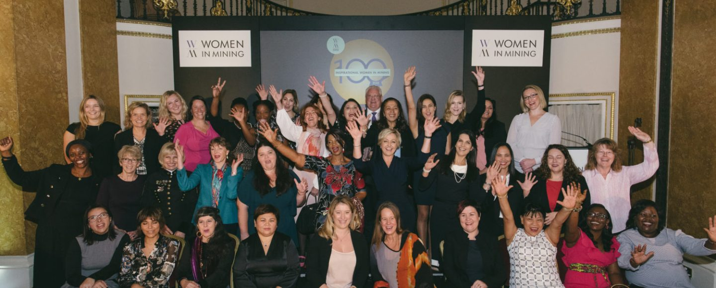 2019's 100 Global Inspirational Women in Mining. Copyright: Charlotte Knee Photography