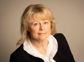 Sonia Van Ballaert is global client director at IBM Global Markets
