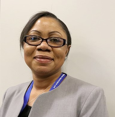 Rebecca Siwale is Director for Productivity & Digital Service Solutions at FLSmidth