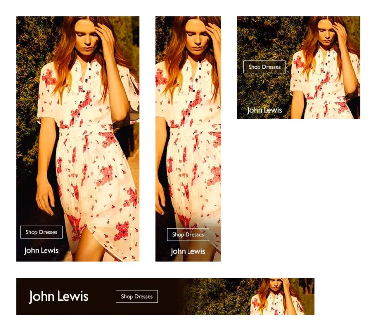 John Lewis - The edit