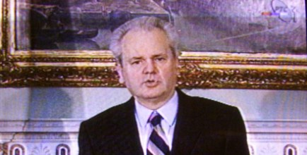 What Slobadan Milosevic Taught Me About Donald Trump