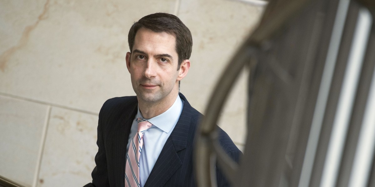 In the Age of Trump, Tom Cotton May Be America's Most ...