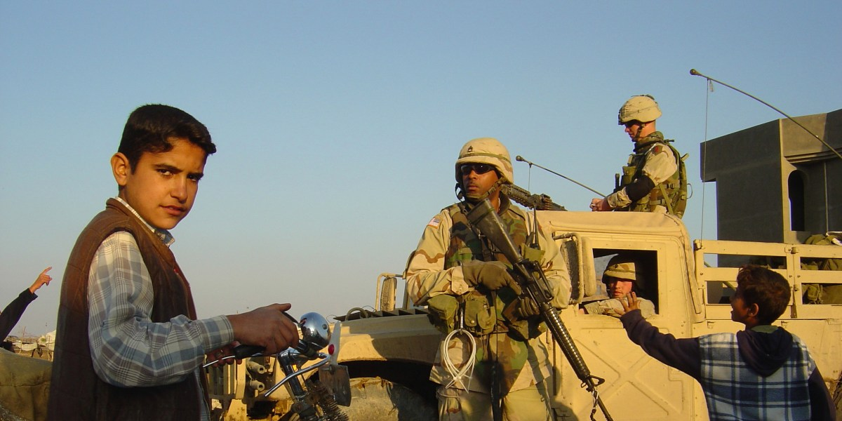America's War Narrative Focuses on Its Soldiers. Afghans and Iraqis Are Brushed Aside.