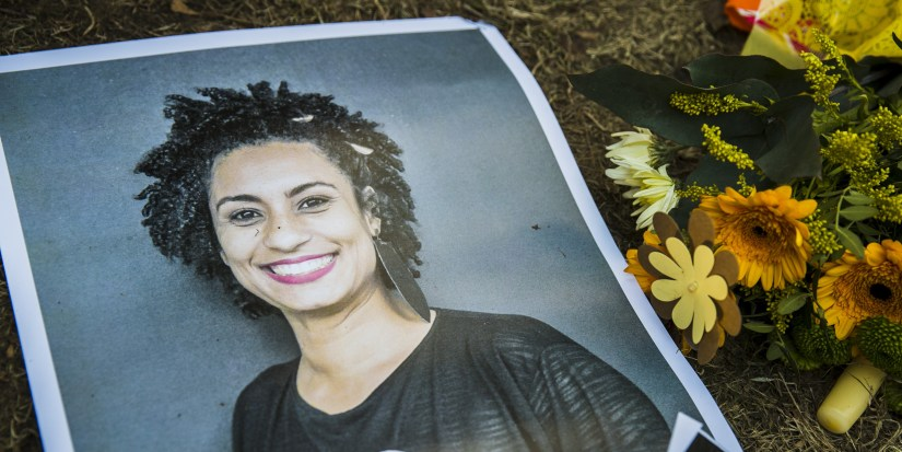 Image result for marielle franco