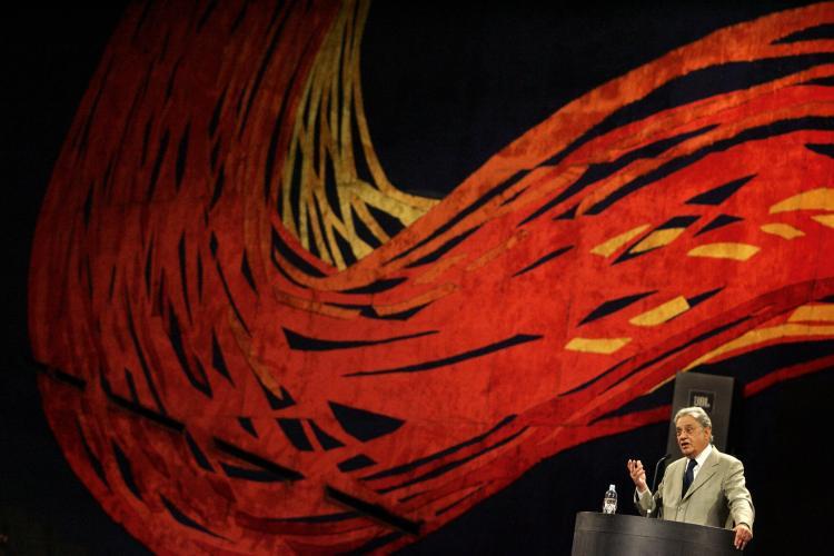 Former Brazilian President Fernando Henr