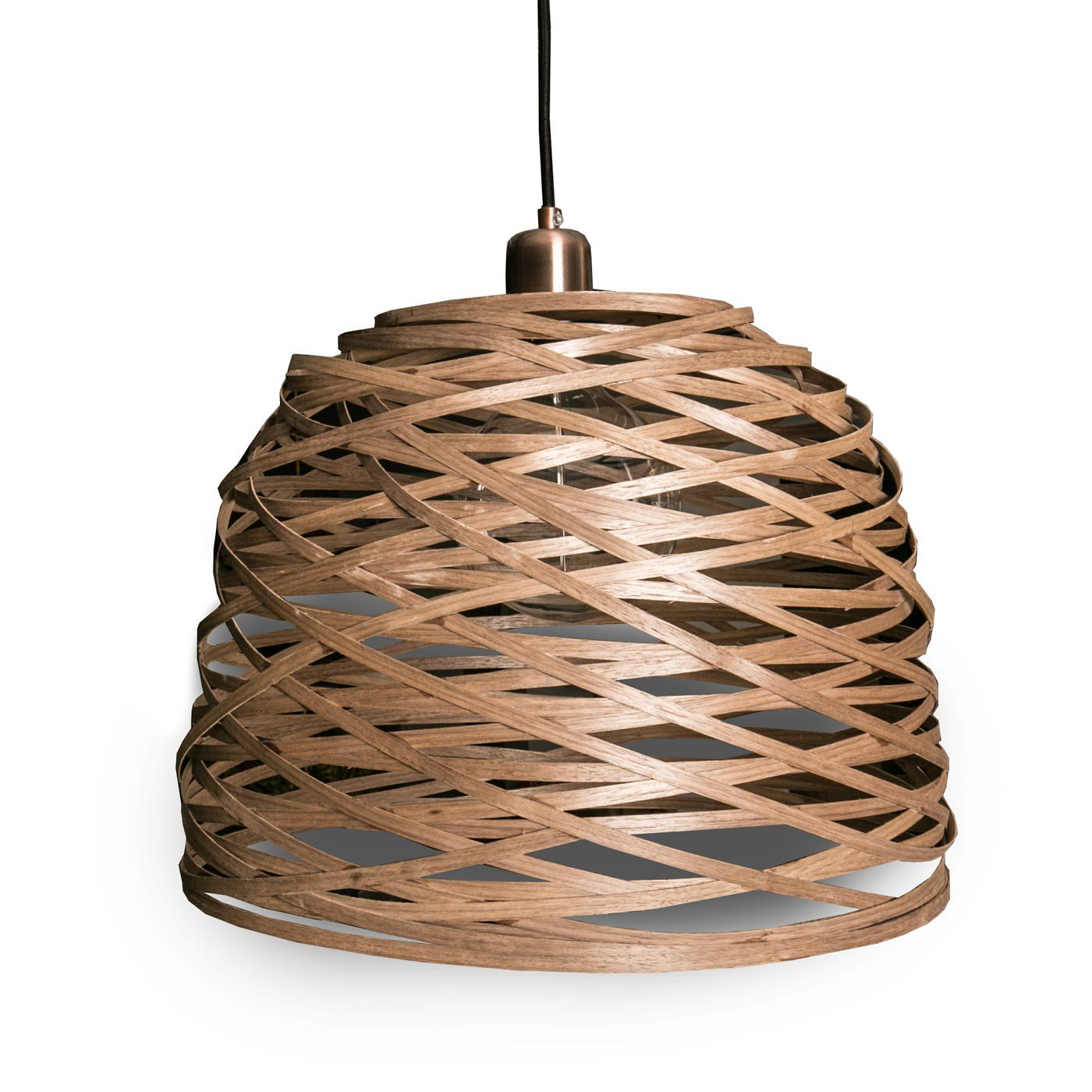 Eco friendly designers tom raffield the interior editor creel pendant available from heals arubaitofo Images