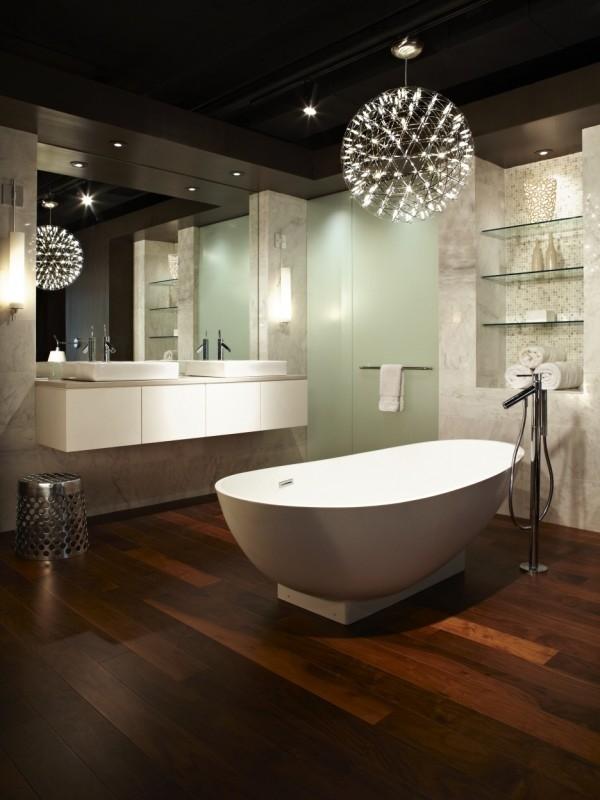 The Bathroom Edit - Lighting