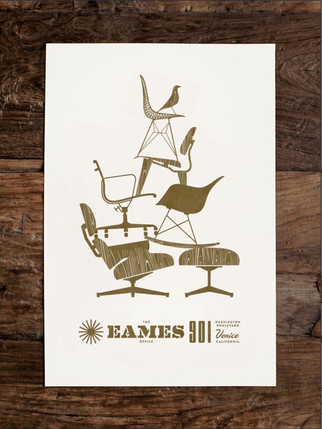 Eames & That Lounge Chair!!!