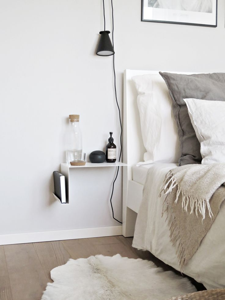 Bedside Table Alternatives alternative & inspiring bedside tables - the  interior editor