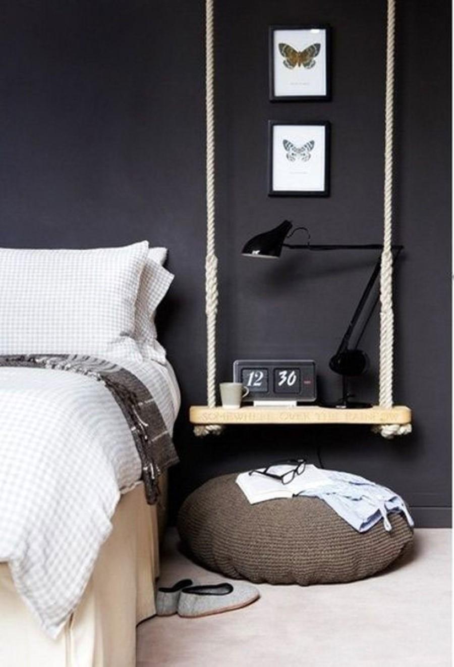 Alternative & Inspiring Bedside Tables