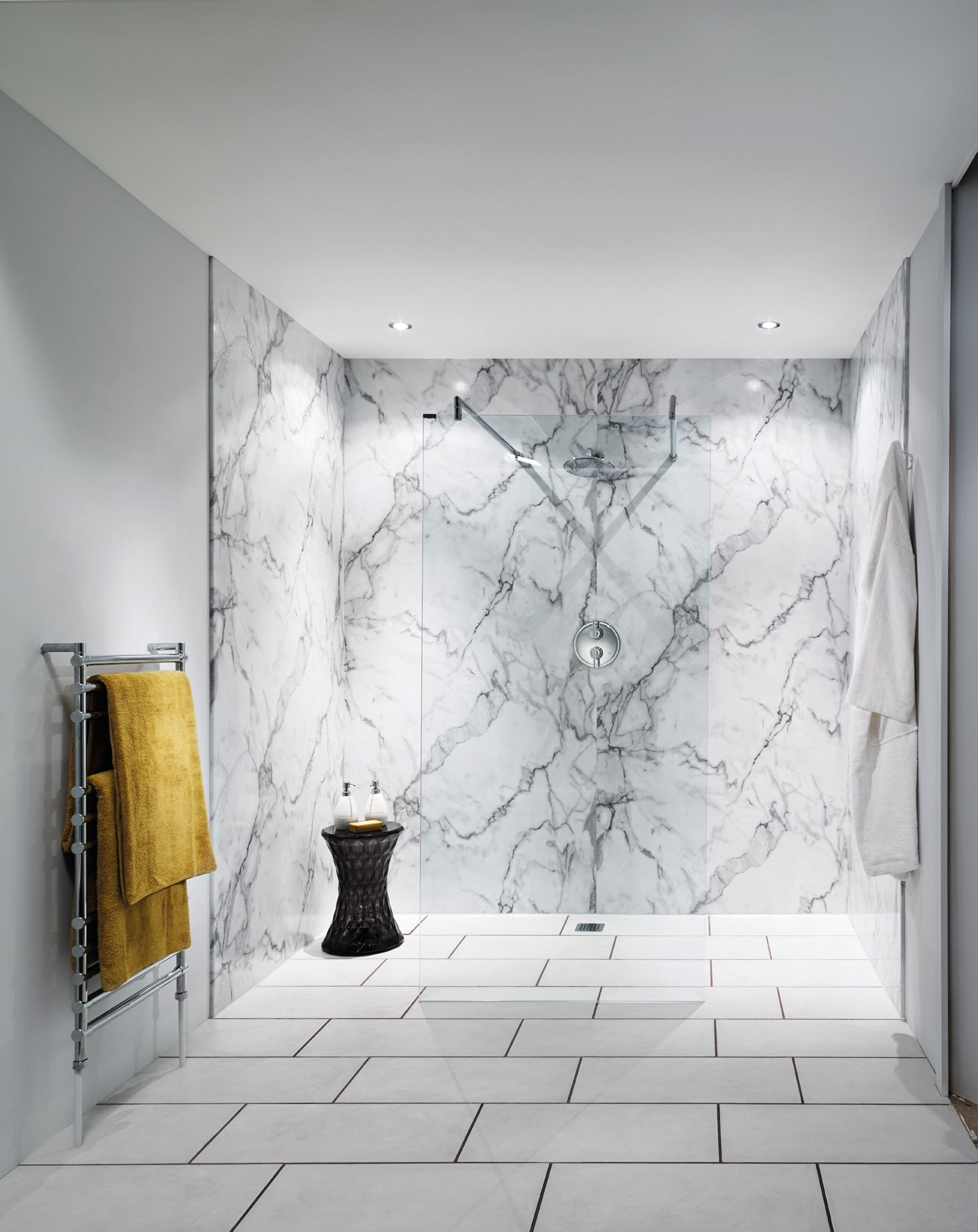 Alternatives to Tiling Your Bathrooms – Waterproof Wallcoverings ...