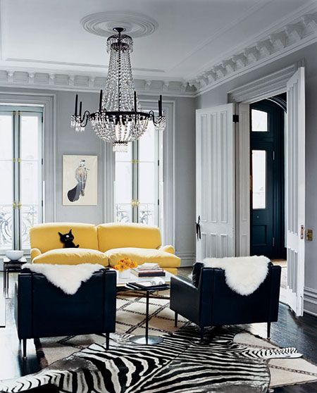The Colour Edit - Yellow   Because we all need a little sunshine in our lives, todays post is all about YELLOW and how you can use it in your homes.