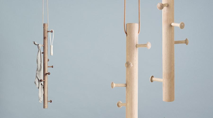 the copenhanger vertical storage solution the interior editor. Black Bedroom Furniture Sets. Home Design Ideas