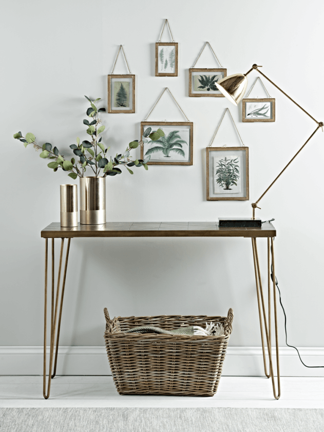 5 Practical & Stylish Solutions For Small Hallways