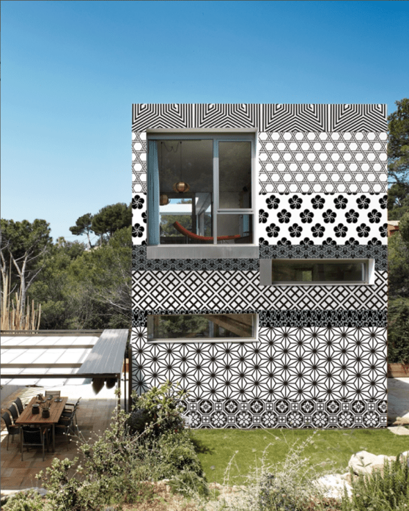 Outdoor Wallpaper - OUT SYSTEM By Wall & Deco
