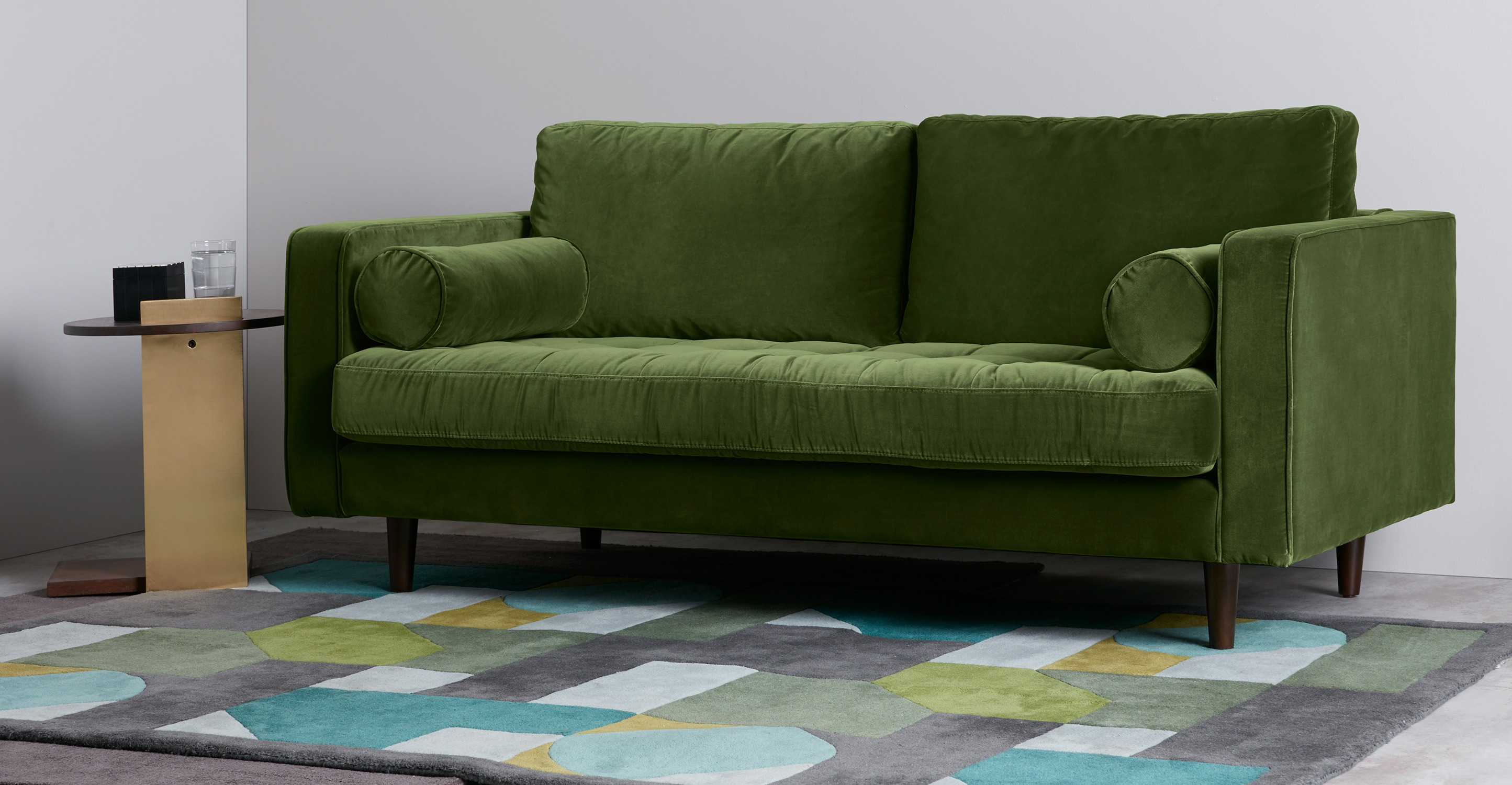 Choosing the perfect sofa small space living the for Who s perfect sofa