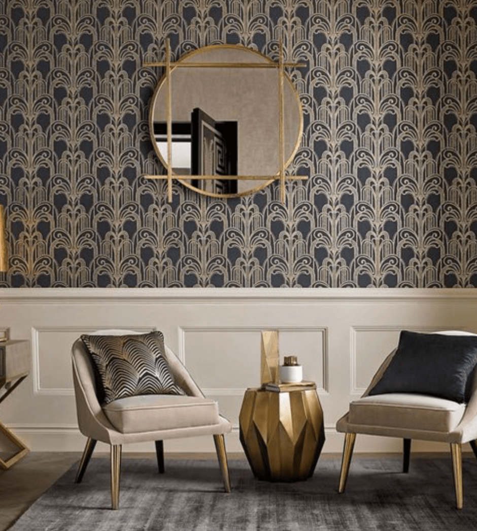 The New Art Deco & Art Nouveau Modern Style - The Interior Editor