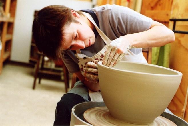 Meet The Designer - Linda Bloomfield - Handmade Porcelain