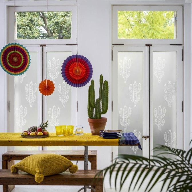 An Alternative Quick & Easy Window Treatment - Window Film