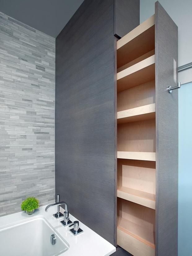 Get Organised - Bathroom Storage Ideas & Tips