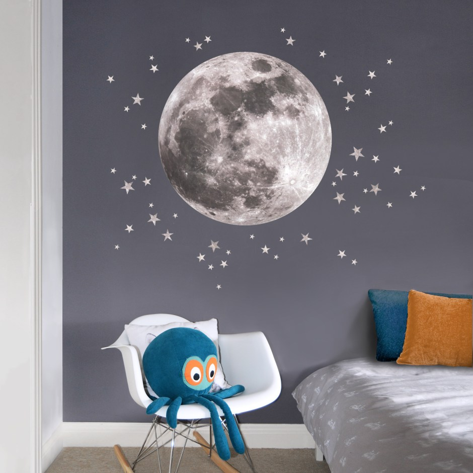 Wall Stickers - Quick & Easy DIY Children's Bedroom Decor