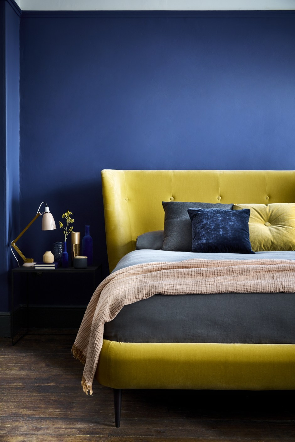 The Beauty of Blue In Your Home & How To Use It