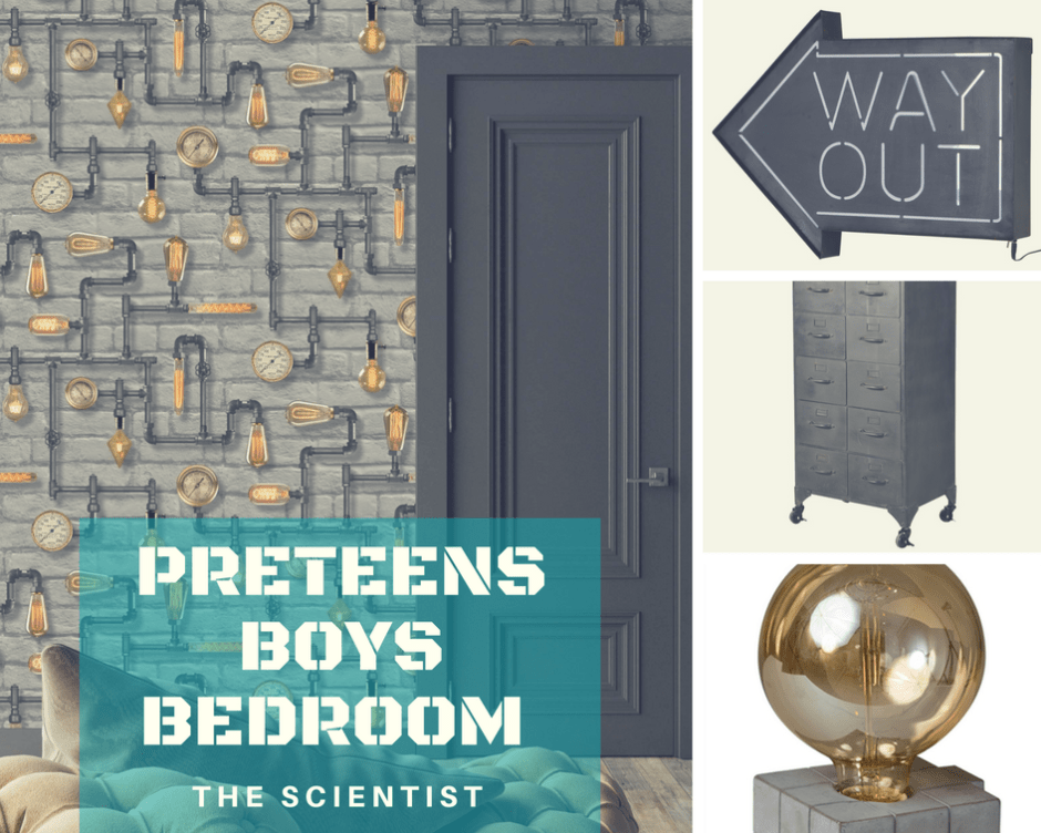 The Ultimate Guide To Preteens & Teenager Boys Bedrooms