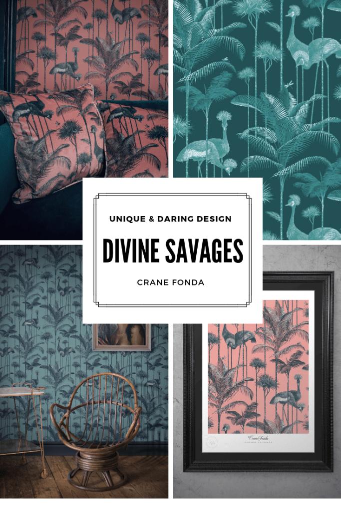 Unique & Daring Design For Maximalist Lovers - Divine Savages